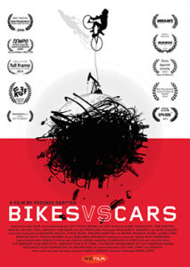 Bikes VS Cars (projection)
