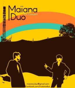 MAIANA DUO - pop, rock blues, jazz
