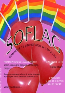 Rencontre LGBT - Association SOFLAG
