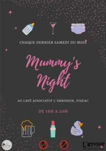 Mummy's night